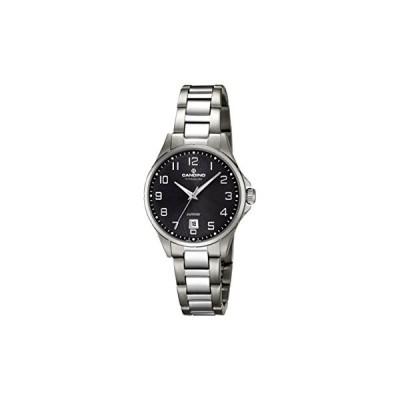 Candino Womens Analogue Classic Quartz Watch with Titanium Strap C4608/4 並行輸入品
