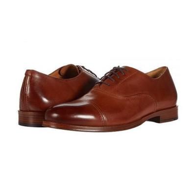 Cole Haan コールハーン メンズ 男性用 シューズ 靴 オックスフォード 紳士靴 通勤靴 Gramercy Cap Toe Oxford - British Tan