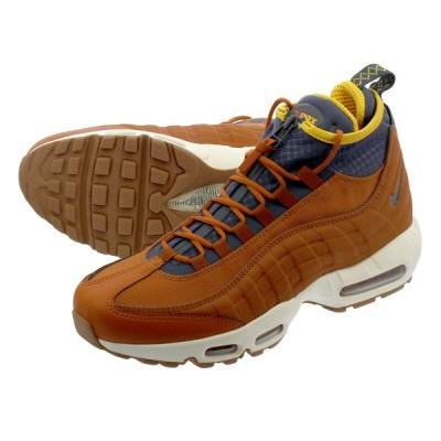 ナイキ NIKE エア マックス Air Max 95 Sneakerboot メンズ 806809-204 スニーカーブーツ Brown/Blue