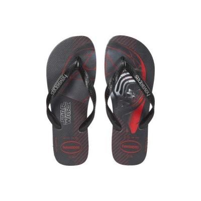 ハワイアナス メンズ サンダル シューズ Star Wars Flip-Flops