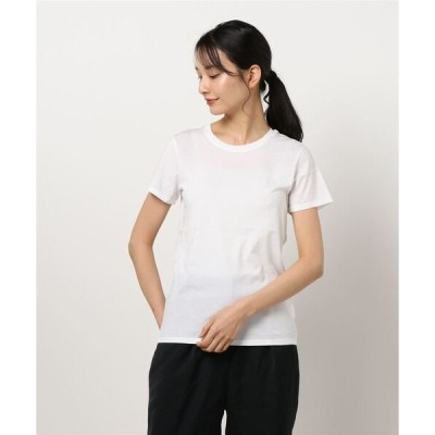 tシャツ Tシャツ コットン ベーシックショートスリーブ カットソー