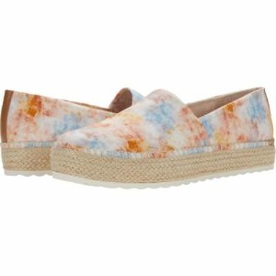 ドクター ショール Dr. Scholls レディース スリッポン・フラット シューズ・靴 Sunray Blue Clay Tie Dye