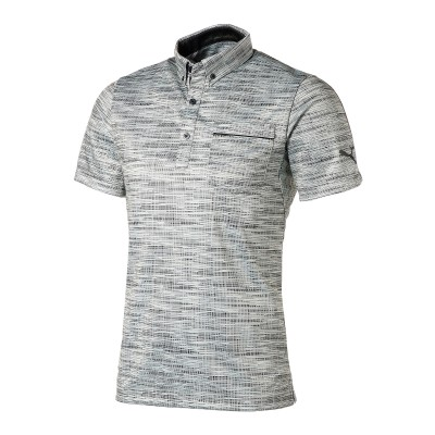 ゴルフ ノイズ スイングカット 半袖 ポロシャツ