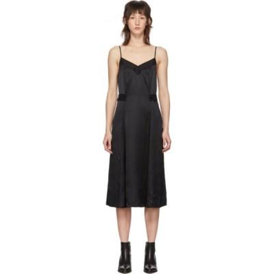 ラグ&ボーン rag & bone レディース ワンピース タンクドレス ワンピース・ドレス Black Hugo Tank Dress Black