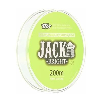 ティクト(TICT) ライン ジャックブライト 200m 0.2号