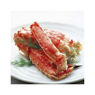 (送料込み) お買い得 カニ 蟹 かに 茹で /ボイルたらばがにハーフポーション 500g(期日指定できません)