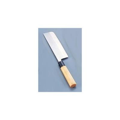 ステンレス鋼 防菌柄 和包丁 菜切(両刃)16.5cm 7-0287-1001 8-0293-1001
