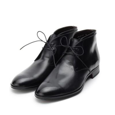 TAKEO KIKUCHI(タケオキクチ) ◆スエードチャッカーブーツ [ メンズ ブーツ ビジネス ]