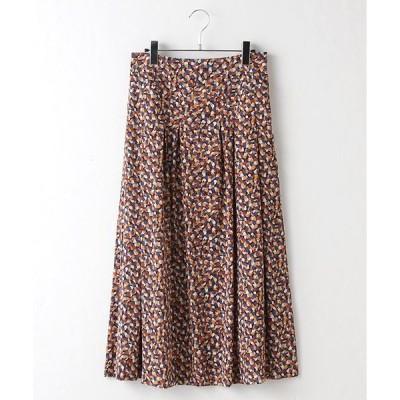 SEASON STYLE LAB / シーズンスタイルラボ 幾何柄スカート