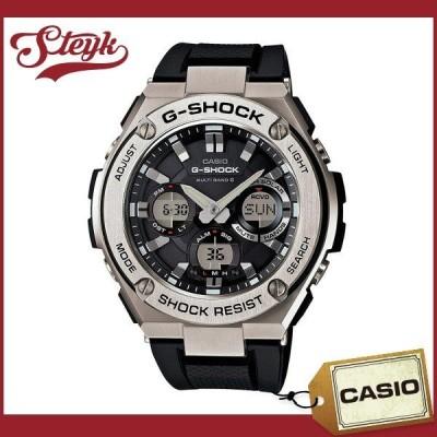 【あすつく対応】CASIO カシオ 腕時計 G-SHOCK ジーショック G-STEEL ジースチール アナデジ GST-W110-1A メンズ