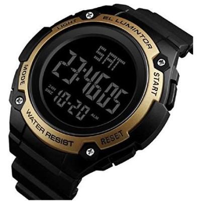 【TAILOR JAPAN】スポーツウォッチ デジタルウォッチ メンズ レディース デジタル腕時計 防水 ウォッチ デジタル