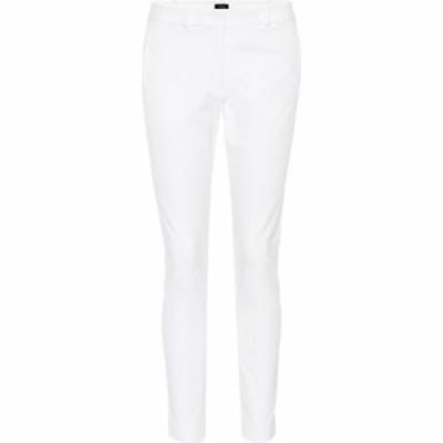 ジョゼフ Joseph レディース スキニー・スリム ボトムス・パンツ new eliston skinny pants Off White