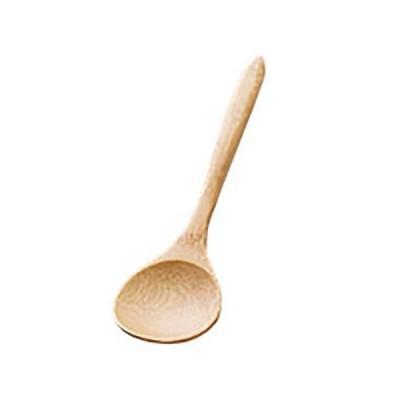 スス竹カトラリー 煮豆スプーン 竹製 木製 スプーン 17014 小柳産業 H