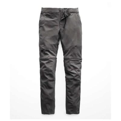 ザ ノースフェイス The North Face メンズ ハイキング・登山 ボトムス・パンツ paramount active convertible pant Asphalt Grey