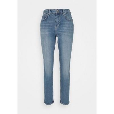 セカンド デイ デニムパンツ レディース ボトムス RIGGIS THINK TWICE - Slim fit jeans - mid blue