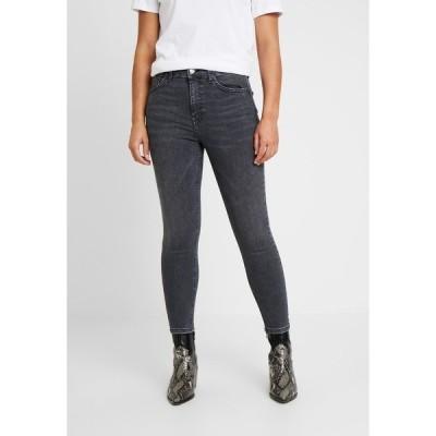 トップショップ デニムパンツ レディース ボトムス JAMIE CLEAN - Jeans Skinny Fit - washed black