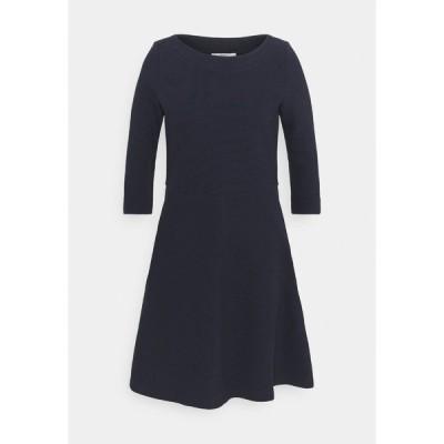 エスプリ ワンピース レディース トップス DRESS - Day dress - dark blue