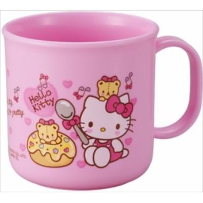 ◆OSK ハローキティ スイーツ プラカップ(サンリオアニメキャラ)贈り物、お土産,キャラクターグッツ通販(A166)
