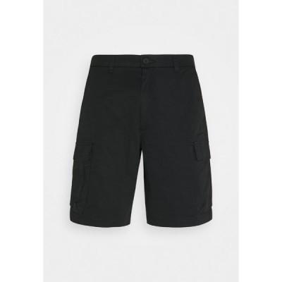 ドッカーズ カジュアルパンツ メンズ ボトムス SMART CARGO - Shorts - mineral black