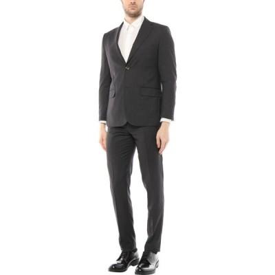ハーマン & サンズ HERMAN & SONS メンズ スーツ・ジャケット アウター Suit Steel grey