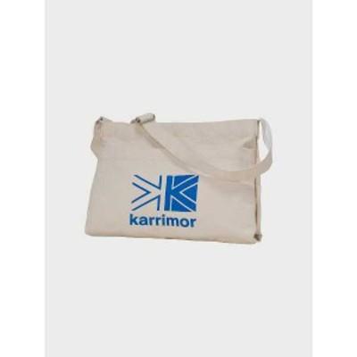 カリマー KARRIMOR コットン ショルダー [カラー:Kブルーロゴ] [サイズ:H27×W36×D10cm(8L)] #500795-4401 送料無料