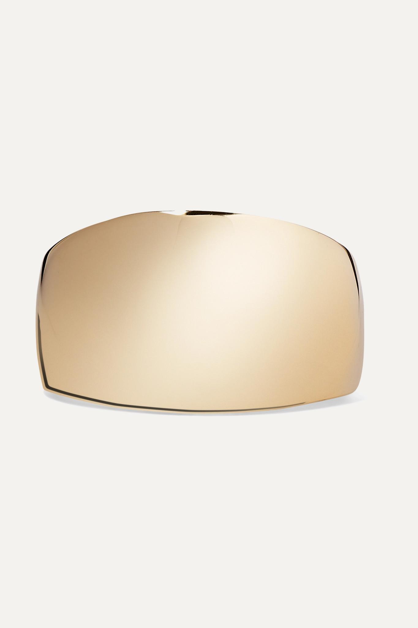 Anita Ko - Galaxy 18-karat Gold Ear Cuff - one size