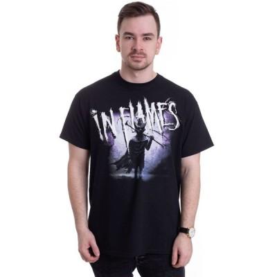 インペリコン Impericon メンズ Tシャツ マスク トップス - Mask - T-Shirt black