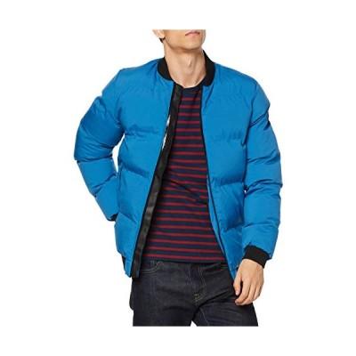 [エーグル] アウター [公式] 撥水 ウディ ジャケット メンズ ブルー EU 00S (日本サイズM相当)