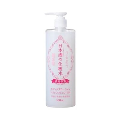 菊正宗 日本酒の化粧水 透明保湿 500ml /日本酒の化粧水 化粧水