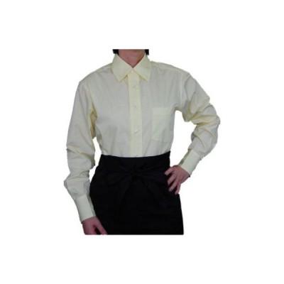 レギュラーカラーシャツ長袖 男女兼用SS〜LL(E イエロー)サイズ欠けのため最終処分¥1100 返品サイズの交換はできません