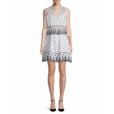 デレクラムテンクロスビー レディース ワンピース 2-in-1 Sleeveless Cotton Dress & Top