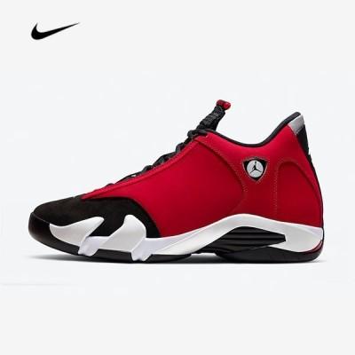 【送料無料】ナイキ エアジョーダン 14 NIKE Air Jordan 14 Retro 'Gym Red' 487471-006 並行輸入品