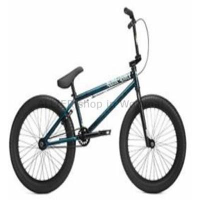 BMX 2019キンクカーブグロススモークスタングティールコンプリートBMXバイク  2019 Kink Curb Gloss S