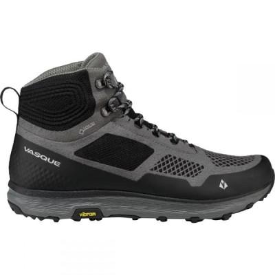バスク Vasque メンズ ハイキング・登山 ブーツ シューズ・靴 Breeze LT GTX Hiking Boot Gargoyle/Jet Black