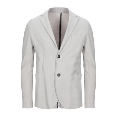 AUTHENTIC ORIGINAL VINTAGE STYLE テーラードジャケット ライトグレー 48 コットン 93% / ナイロン 6% /