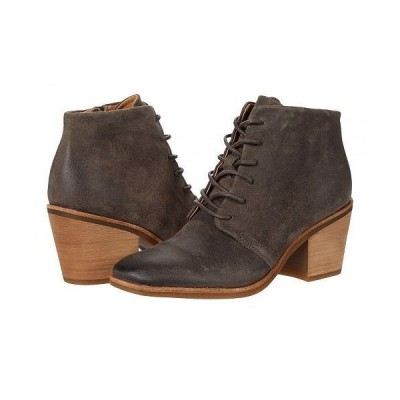 Sofft ソフト レディース 女性用 シューズ 靴 ブーツ レースアップ 編み上げ Corlea - Taupe/Oiled Cow Suede