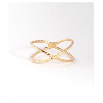 指輪 11号クロスリング