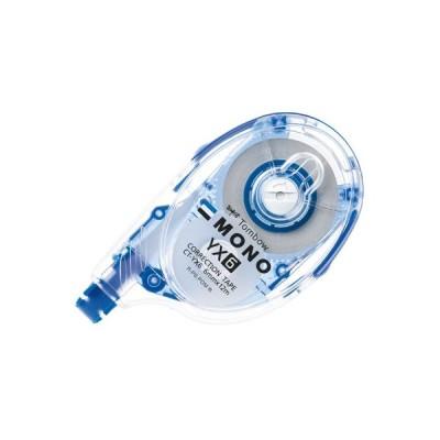 トンボ鉛筆 モノYX6 テープ幅6mm (CT-YX6)(A-47507)【TOMBOW 修正テープ 詰め替えタイプ】