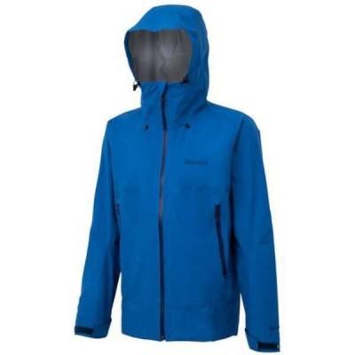 マーモット MARMOT コモドジャケット レインジャケット(GORE-TEX) [サイズ:M] [カラー:ヴァーシティーブルー] #TOMPJK02-VBL Comodo Jacket