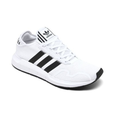 アディダス メンズ スニーカー シューズ Men's Swift Run X Running Sneakers from Finish Line