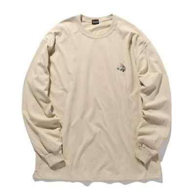 VANLIFE BEAR LONG SLEEVE T-SHIRT/ヴァンライフベアー ロングスリーブ Tシャツ/ベアロゴ