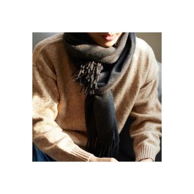 マフラー メンズ レディース 無地 暖かい フェイクカシミヤ 大判マフラー ストール ネックウォーマー 通勤 通学 防寒 厚手 紳士 おしゃれ プレゼント 冬物 彼氏