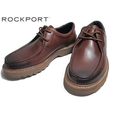 ロックポート ROCKPORT ピアソン 2 アイ タイ チロリアンタイプ コニャツク メンズ 靴