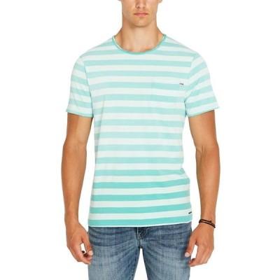 バッファロー・デイビッド・ビトン メンズ シャツ トップス Men's Kabulk Striped T-shirt