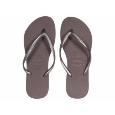 Havaianas ハワイアナス レディース 女性用 シューズ 靴 サンダル Slim Flip Flops Lilac Announce【送料無料】