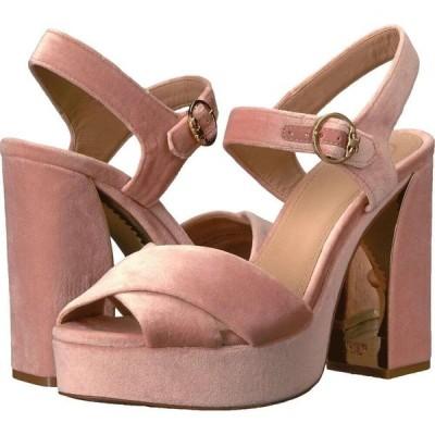 トリー バーチ Tory Burch レディース サンダル・ミュール シューズ・靴 Loretta 115mm Platform Ballet Pink