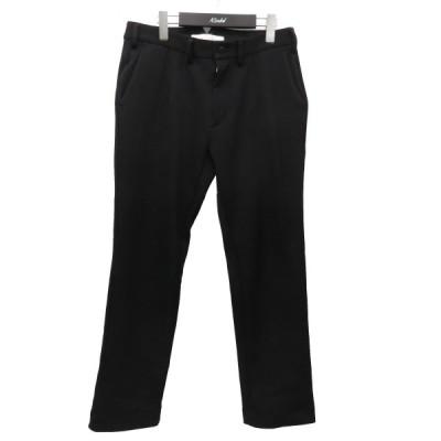 【3月8日値下】CURLY ジャージスラックス ブラック サイズ:2 (フレスポ東大阪店)