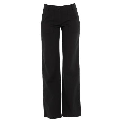 ペゼリコ PESERICO パンツ ブラック 40 コットン 98% / ポリウレタン® 2% パンツ