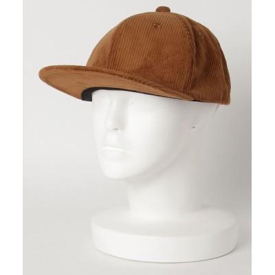 L&HARMONY / [ShareTone / シェアトーン]  CORDUROY BACK CAP MEN 帽子 > キャップ