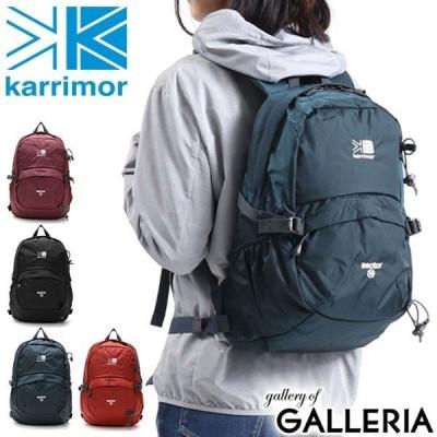 3/7限定★最大32%獲得 カリマー karrimor デイパック sector 18 リュックサック セクター メンズ レディース 18L